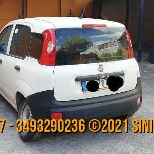 Fiat Panda van 1.3 mj 80 cv
