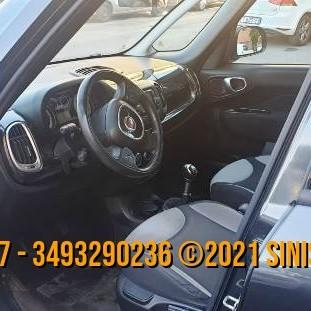 Fiat 500 l 1.3 multijet