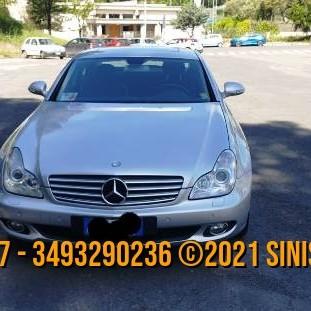 Mercedes Cls 350 Benzina Full optional