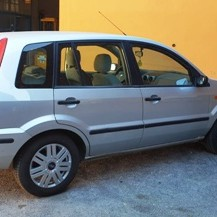 Ford Fusion 2003 1.4 tdci