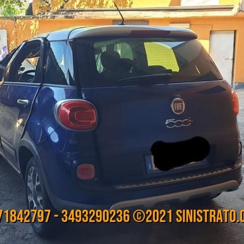 Fiat 500l Trekking 2016 1.6 multijet