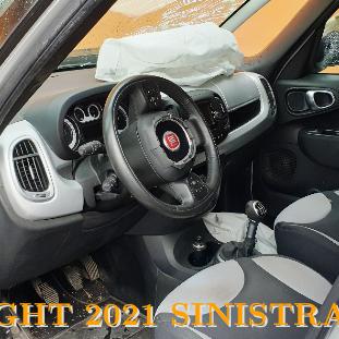 Fiat 500l Lounge 2015 1.3 multijet