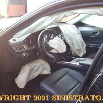 Mercedes E200 bluetech 2.2 diesel
